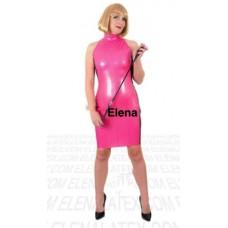 Latex Dress M-L SALE