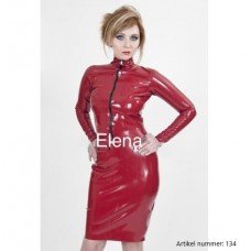 red  dress - art.nr-134