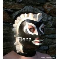 Maid mask - art.nr-149