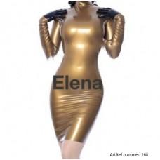 dress with black  gloves art.nr-168