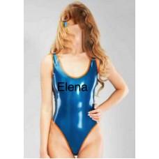 Latex swimsuit  -art.nr-404
