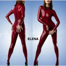 Catsuit Bordo red -art-nr. 249