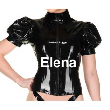 latex blouse Art.nr. 277