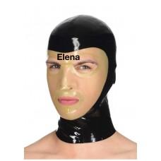 Clear face masker art.nr-368
